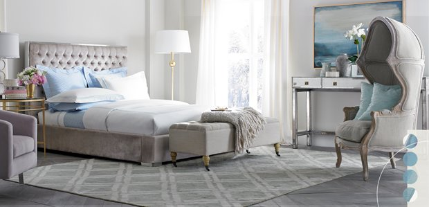 Complete the Master Suite: Furniture & Decor