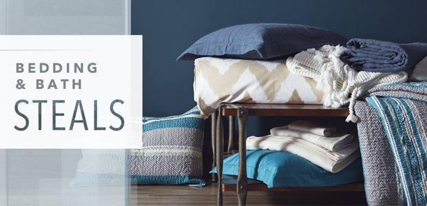 The Home Run Sale: Shop Bed & Bath