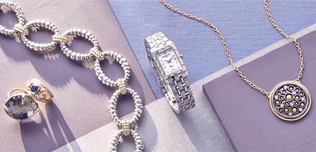 Layer On the Luxe: Coveted Jewelry & Watches