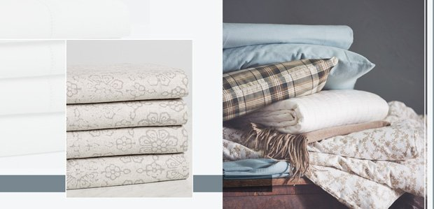 Sheets 101: Easy-Care to Flannel