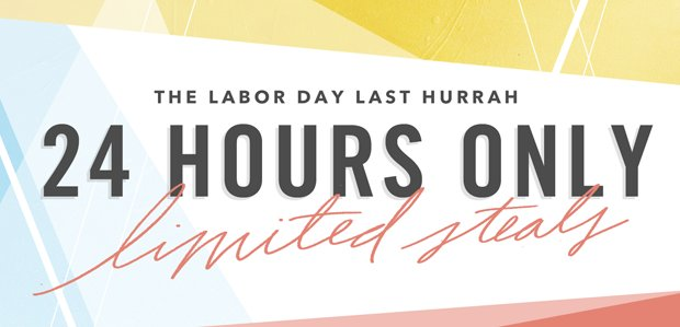The Labor Day Last Hurrah
