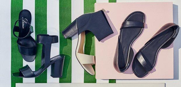 Effortless Minimalist Sandals
