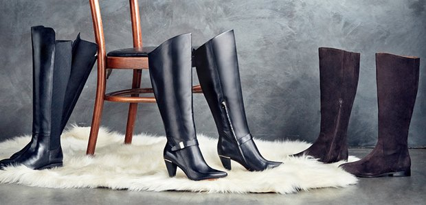 Tall & Mighty: Knee-High Boots
