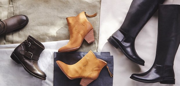 These Boots Belong on Your Shoe Rack