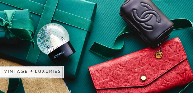 Chanel & More: Luxe Stocking Stuffers