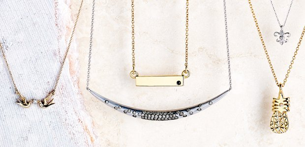 Layer Up: Jewelry Meant for Piling On