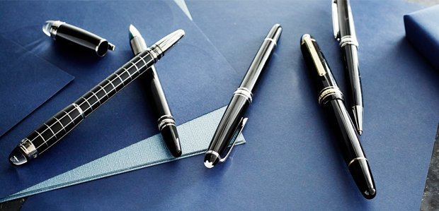 Writing Instruments by Montegrappa & More