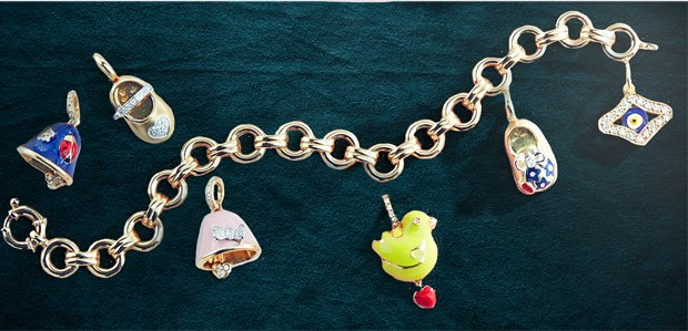 Aaron Basha Jewelry
