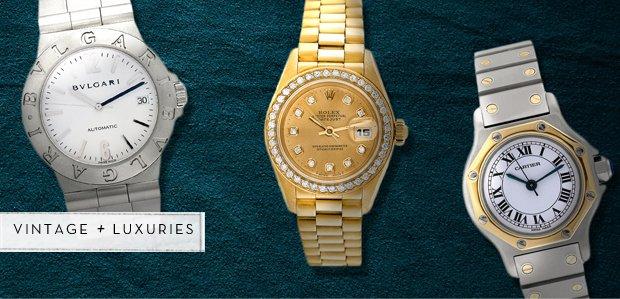 Watch VIPs Featuring Rolex