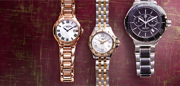 The Watch Shop: Tickers for Everyone on Your List