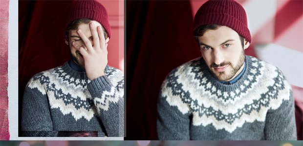 Sweater Swagger: Winter-Ready Picks for Men
