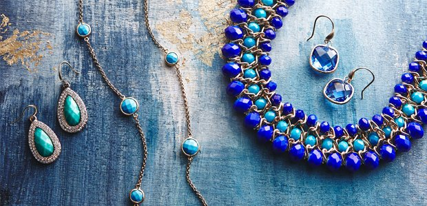 Cool-Toned Jewelry & Watches
