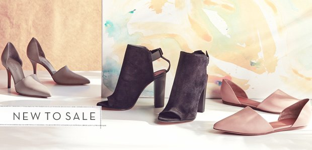 New to Sale: Shoes