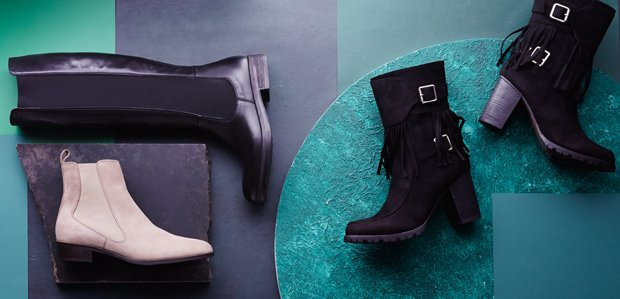 Shoe-Rack All-Stars: Fall's Top Trends