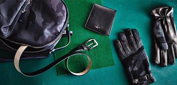 Power Pieces: Men's Accessories Featuring Valentino