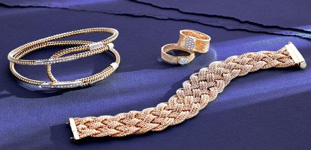 Meshmerise Handmade Italian Gold Jewelry