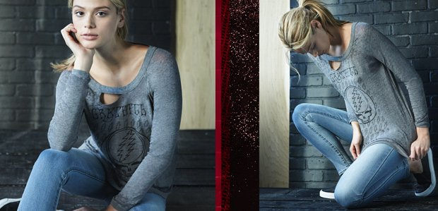 Layer & Chill: Sweaters & Tees Featuring Chaser