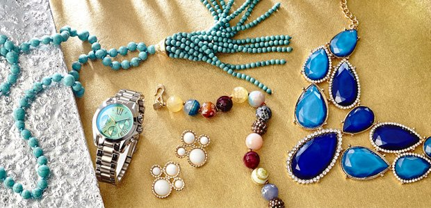 On Island Time: Vacation-Ready Jewelry & Watches