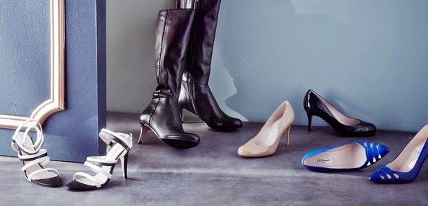 L.K.Bennett Shoes, Handbags, & More