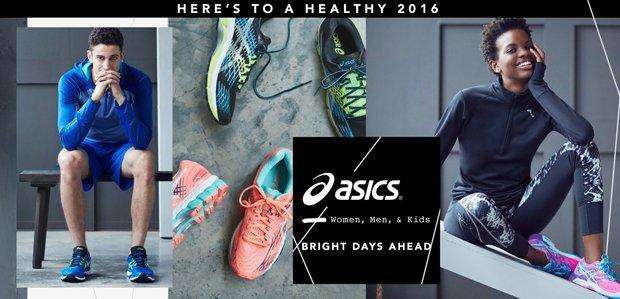 ASICS Activewear