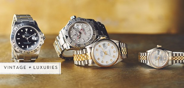 Watch VIPs: Rolex & More for All
