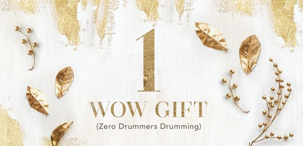 The 12 Days of Giftsmas: 1 Day to Go