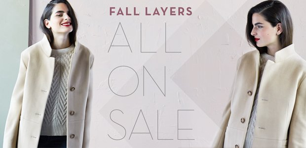 Fall Layers: All on Sale