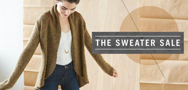 The Sweater Sale