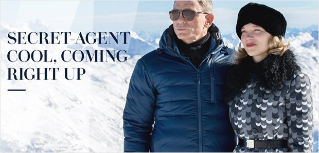 Get the Look: Style Inspired by James Bond Films
