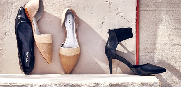 Classic Shoes That Go with Everything