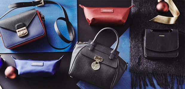 Longchamp & More: Little Luxuries, Big Style