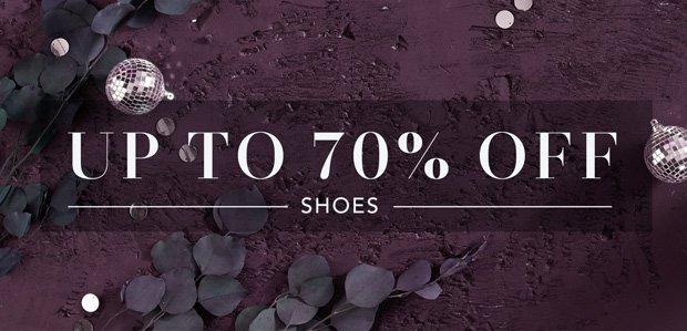 The MEGA Sale: Shoe Edition