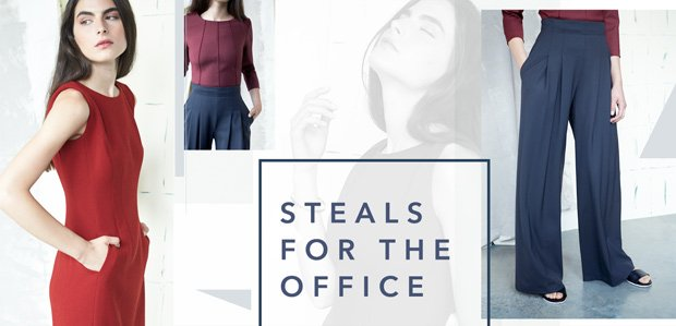 Work It: Steals for the Office