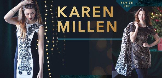 Karen Millen: New on Rue