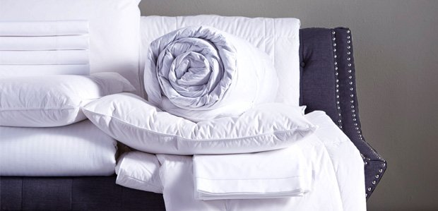 The Down Shop: Toasty Bedding for Winter Nights