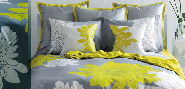 Kaleidoscope Style: Bold Bed & Bath Linens