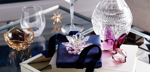 From Europe with Love: Baccarat to Swarovski