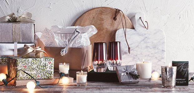 Ready to Wrap: Glassware, Frames, & More