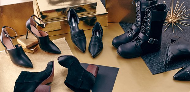 Black Shoes: Wear Them with Everything