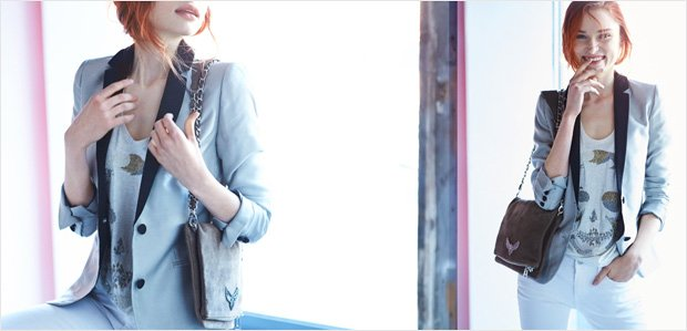 Zadig & Voltaire: New on Rue