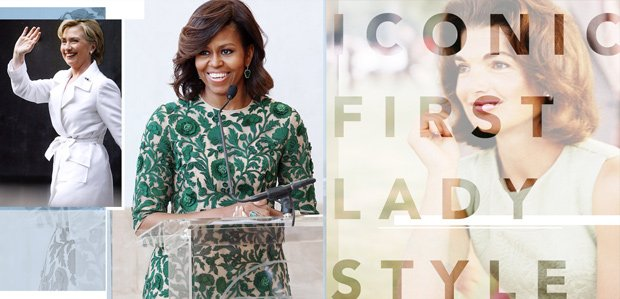 Make It Your Own: Iconic First Lady Style