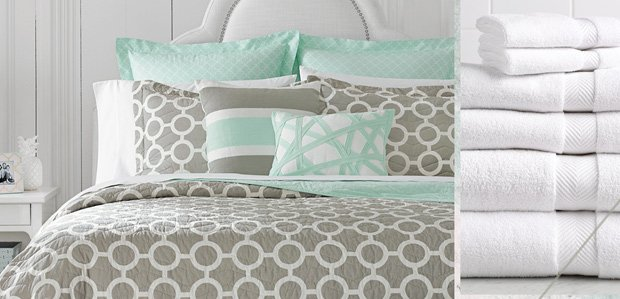 Our Most Wait-Listed Bedding & Bath Linens