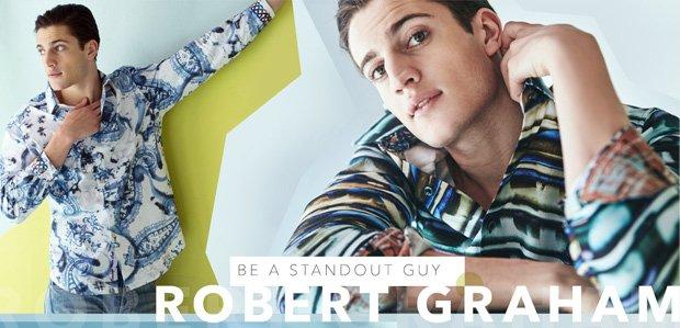 Robert Graham Men's Clothing & Shoes