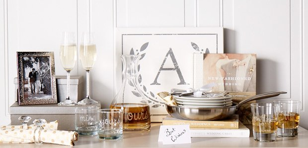 Outdo the Registry: Gifts for the Happy Couple