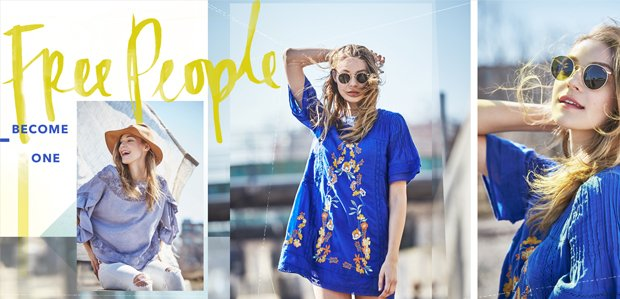 Free People Clothing & Intimates