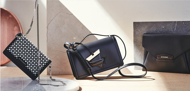 Black Is the New Black: Givenchy & More