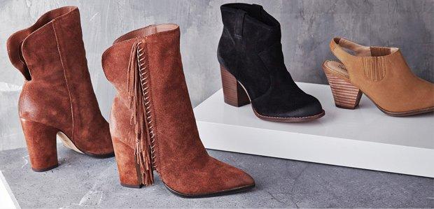 Splendid, Dolce Vita, & More: Shoe-Rack Musts
