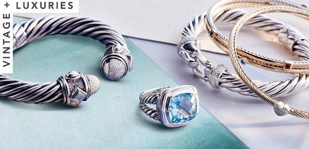 Estate Jewels: David Yurman
