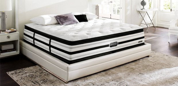 The Bed Refresh: Pillows to Beautyrest Mattresses
