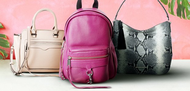 Handbags by Rebecca Minkoff & More